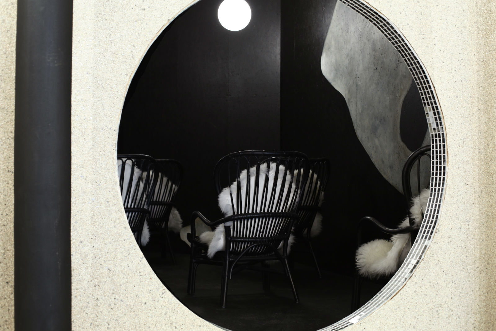HiP Paris blog. One of the five environments at SEYMOUR+.