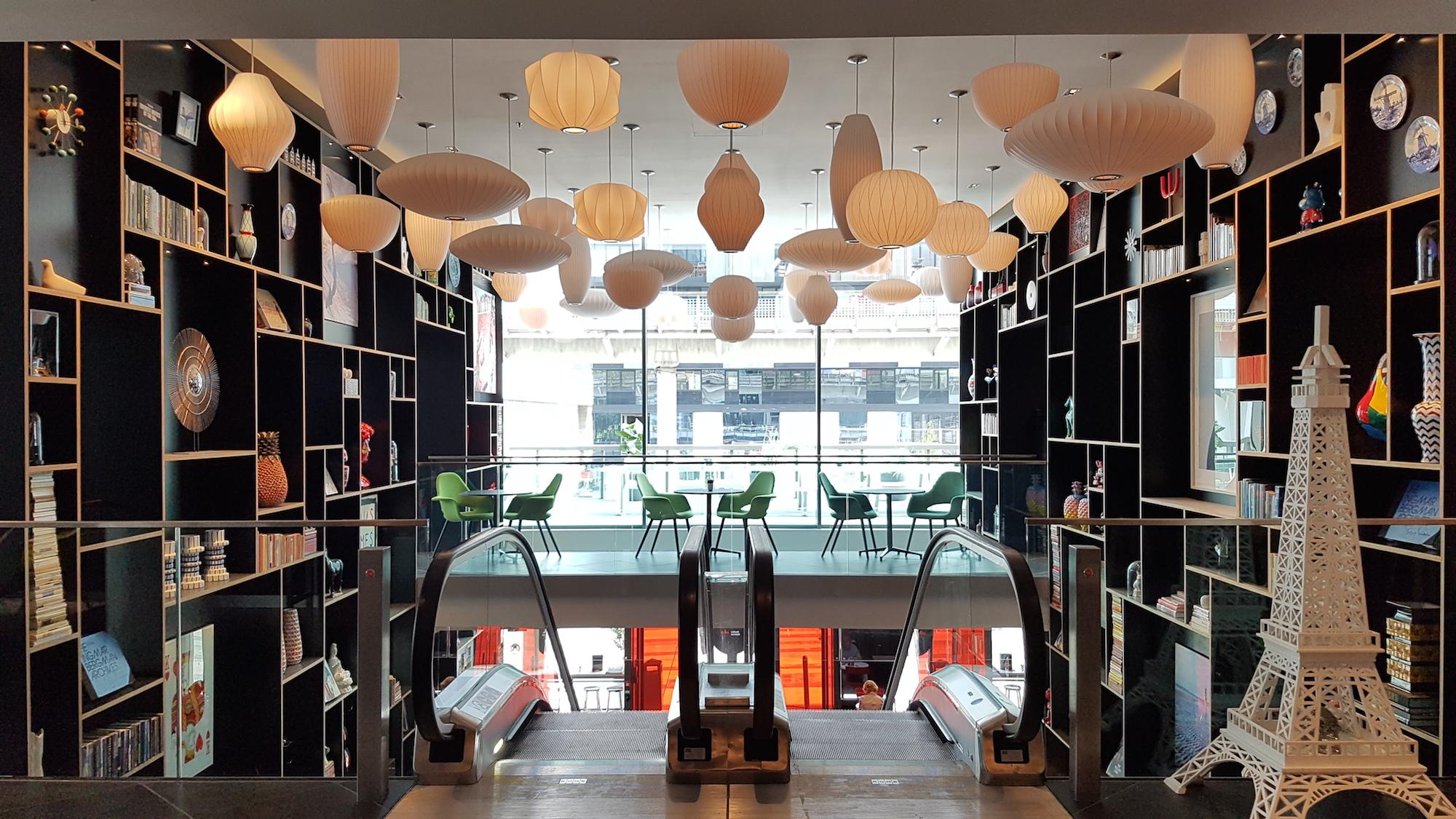 HiP Paris Blog checks out citizenM hotel