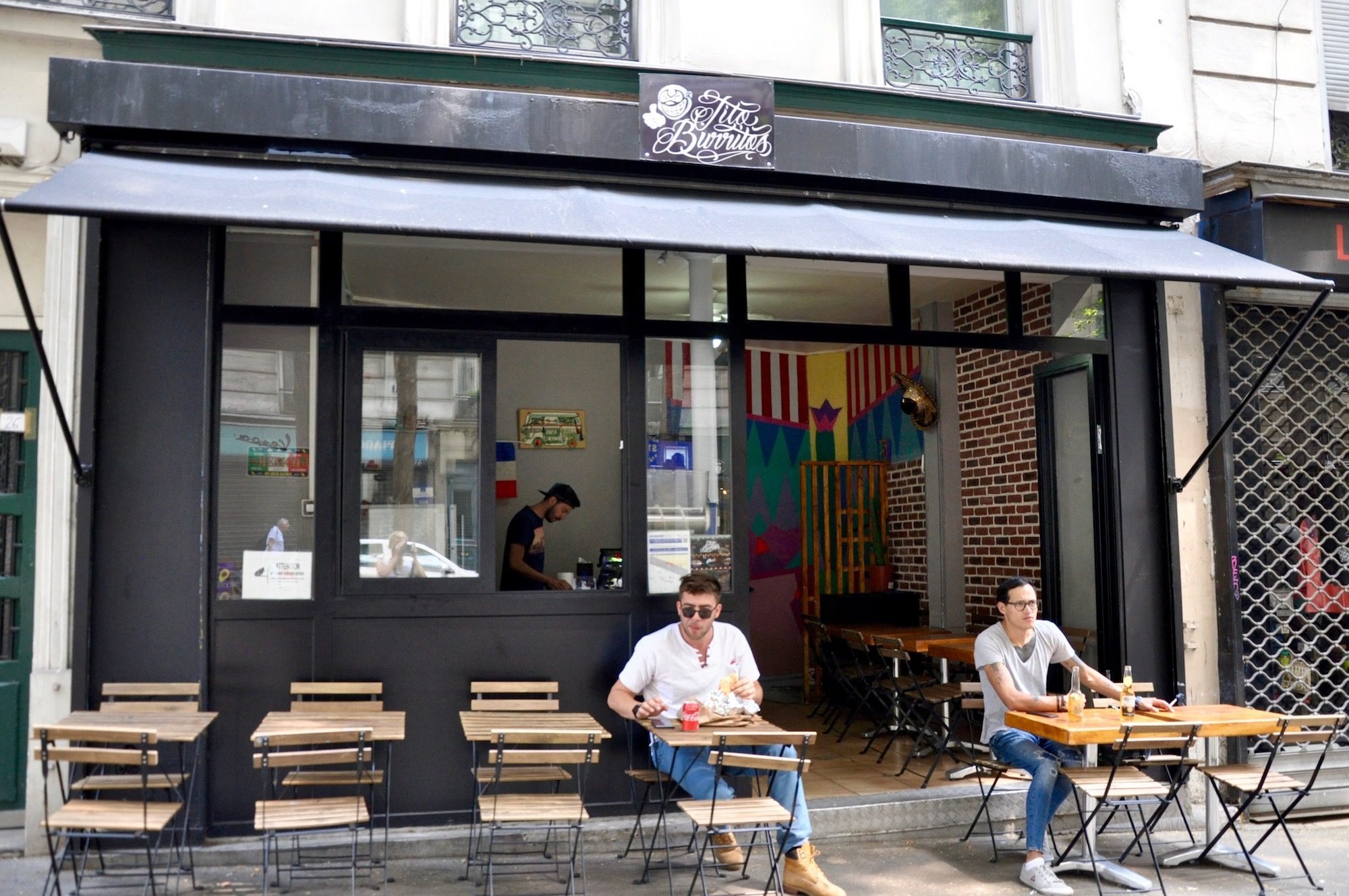 French Restaurant Alternatives In Montmartre Hip Paris Blog