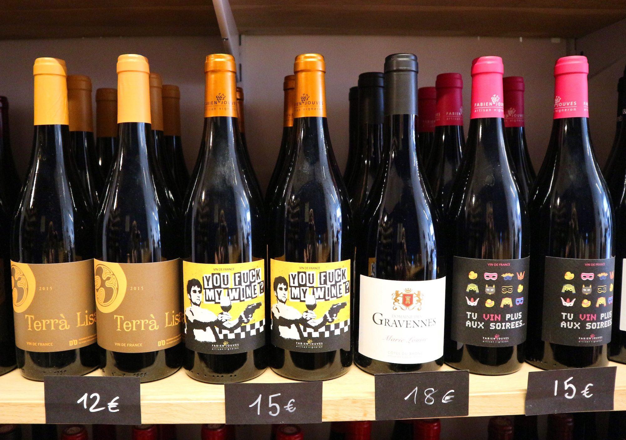 HiP Paris Blog's best places to buy wine in Paris include the Federation Francaise de l'Aperitif in the cool Batignolles neighborhood.