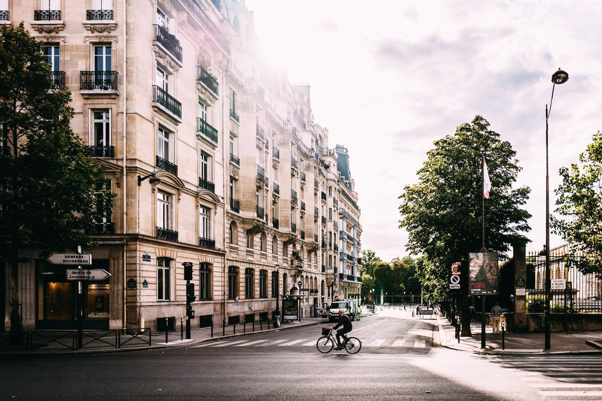 Cycling in France is becoming the norm, especially in Paris where cycle lanes are becoming more common, as after all, cycling is the best way to explore the Haussmann architecture.