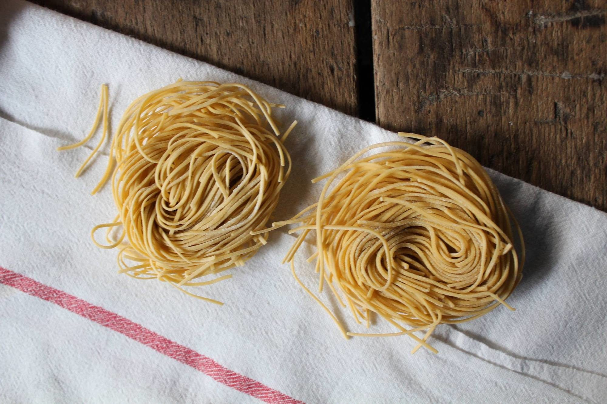For some of the best homemade pasta in Paris, head to Pastifico in the Marais.